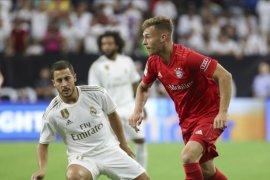 Bayern Munchen gasak Real Madrid 3-1 di turnamen ICC 2019