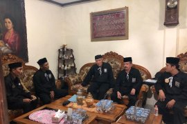 Ketum PSHT Pusat Madiun Moerdjoko kunjungi Bali
