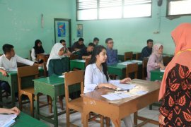 Ratusan siswa di Kabupaten Serang ikuti seleki masuk  UI