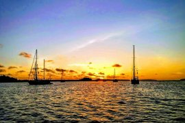 18 yachts arrive in S Maluku, for Wonderful Sail to Indonesia