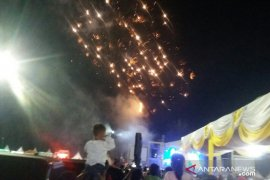 Ribuan warga Labura padati Lapangan Bhayangkara Aekanopan