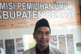 KPU Bekasi segera tetapkan calon legislatif terpilih setelah ada putusan MK