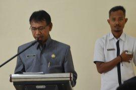 Sekda buka Pelatihan Dasar CPNS Golongan II dan III Formasi Umum