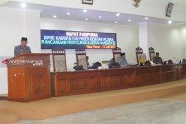 Bupati Paser tanggapi rekomendasi DPRD terkait LPJ 2018