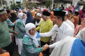 Calon Haji Pematangsiantar diimbau jaga  kekompakan