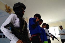 BNNP Sumbar tangkap anak purnawirawan polisi edarkan narkoba