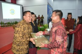 Pemprov Maluku dukung Lantamal IX/Ambon jaga perairan