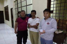 Korupsi dana desa, mantan kades ini ditangkap Polres Tapteng