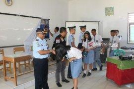 Kanim Sibolga sosialisasi keimigrasian di SMA Negeri 2 Sibolga