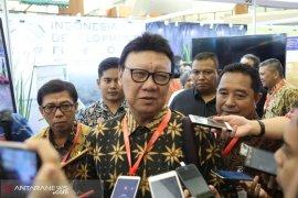 Mendagri ingatkan pejabat daerah menahan diri soal Papua