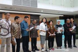 104 kandidat dinyatakan lulus uji kompetensi calon pimpinan KPK