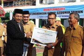 Banda Aceh raih sembilan penghargaan  lingkungan