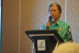 LLDikti Wilayah XI--KPK kerja sama pendidikan antikorupsi di PTS Kalimantan