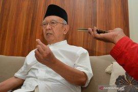 Abdul Mu'ti: Gus Sholah dekat dengan Muhammadiyah