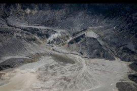 Peningkatan aktivitas Gunung Tangkuban Parahu