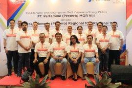 Pertamina-Pos Indonesia kerja sama layanan pos wilayah timur Indonesia