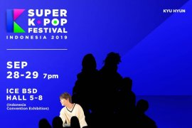 Kyuhyun dan Tiffany Young ikut meriahkan Super K-pop Festival