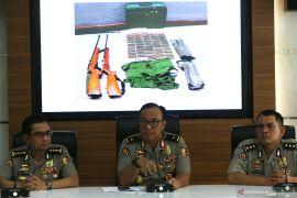 Polisi beberkan peta jaringan ISIS di Indonesia