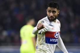 Fekir pindah dari Lyon ke Real Betis