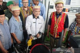 SPBU patuhi distribusi BBM Satu Harga di Mahakam Ulu