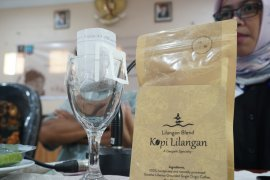 Vokasi UI hadirkan merk 'Kopi Lilangan' hasil pemberdayaan petani kopi