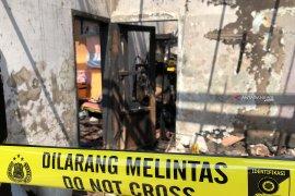 Empat anak tewas dalam kebakaran di rumah kontrakan