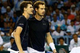 Murray ajak adiknya berduet pada nomor ganda putra di Washington Open