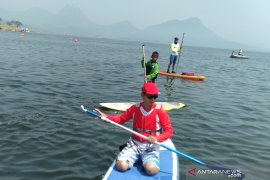 Jasa Tirta II Jatiluhur akan lanjutkan eksibisi dayung dan Kayak