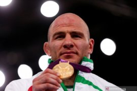 Terbukti gunakan doping, medali emas Olimpiade pegulat Uzbekistan ditarik