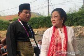 Pertemuan Prabowo-Megawati silaturahmi kebangsaan