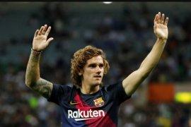 Transfer Antoine Griezmann ke Barcelona bisa dibatalkan La Liga