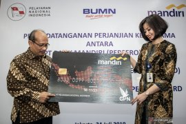 Bank Mandiri komitmen pimpin pasar sindikasi Indonesia