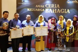 Peringatan HAN 2019 Kabupaten HSS borong tiga penghargaan Nasional