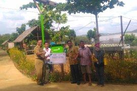 Antam salurkan bantuan untuk pengembangan wisata Danau Laet di Sanggau
