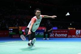 Empat wakil Indonesia ke babak kedua Japan Open
