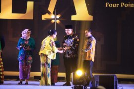Banten raih penghargaan sebagai pelopor provinsi layak anak