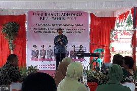 Penerapan TP4D di Bangka Barat jadi percontohan di Bangka Belitung