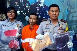 Polisi tegaskan tersangka mutilasi terhadap seorang perempuan tidak idap gangguan jiwa