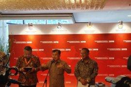 Wapres Jusuf Kalla ingatkan daerah jaga inflasi ringan
