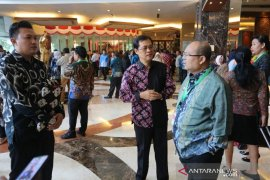 Ketua TPID Kutim, Ismu Hadiri Rakornas Inflasi 2019