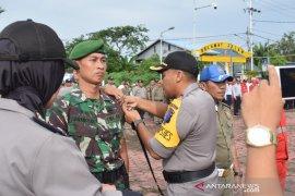 Polres Sambas gelar pasukan Operasi Bina Karuna Kapuas 2019