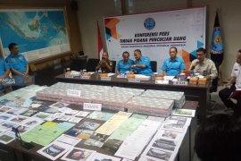 BNN ungkap Rp60 miliar kasus TPPU dari  narkoba