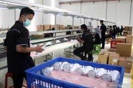 Produksi peralatan elektronik terbarukan