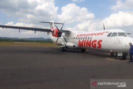 Wings Air buka rute penerbangan langsung Tanjung Pandan - Bandung