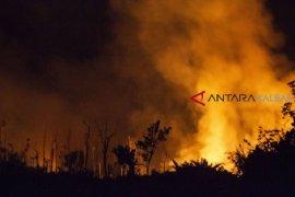 608 titik panas teridentifikasi di seluruh Indonesia
