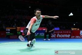 LIma wakil Indonesia siap berlaga di semifinal Japan  Open 2019