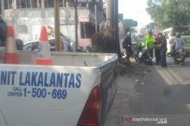 Polisi periksa sopir penabrak warga di parkiran Alfamart Garut