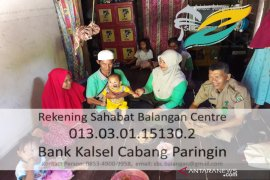 Bantu Balita Muhammad Rizky Maulana melawan tumor
