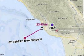 SAR Meulaboh hentikan pencarian penumpang lompat ke laut di Aceh Barat