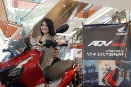 Honda ADV 150 sudah bisa dipesan di Kalbar, ini harganya